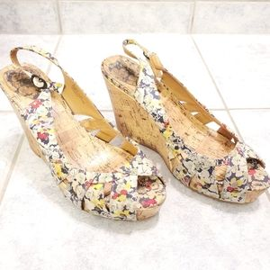 Women wedge shoes size 9